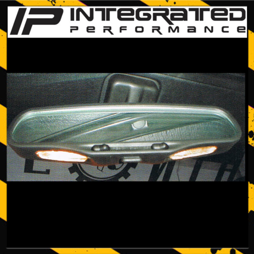 Lighted Rear View Mirror 90-96